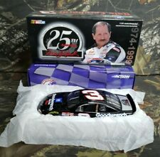 Nascar 25th Anniversary Dale Earnhardt 1:24 Scale Stock Car Limited Edition CX