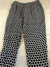 BNWT Joules Anice Ladies Woven Print Trouser UK 12 EU M US 8 RRP £49.99