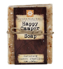 Happy Camper Handmade Soap - Naturally Insect Repelling