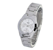 -Casio LTP2083D-7A Ladies' Metal Fashion Watch Brand New & 100% Authentic