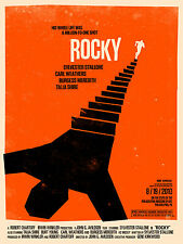 Rocky-  Classic Movie Poster 30 in x 20 in - Fast Shipping