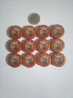 lot de 12 baume du tigre tiger palm pot de 3 grammes