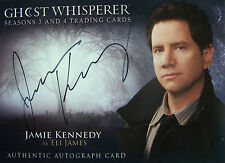 Ghost Whisperer Seasons 3 & 4 Autograph Jamie Kennedy G3&4A-JK