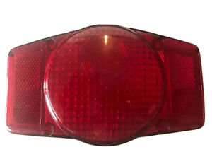 Zubehör Rücklichtglas taillight glas Honda CB750 550 Referenz-No. 33702-341-671