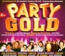 ORO PARTY in-grid, Gigi D #agostino, Ann Lee, Whigfield, Floorfilla, [CD DOPPIO]