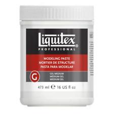 Liquitex 16oz Modeling Paste Gel Medium Acrylic