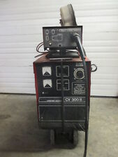 Airco CV-300 II Welding Machine and Mighty IV Wire Feeder