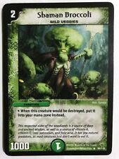 Duel Masters DM10 90/110 Shaman Broccoli Shockwaves of the Shattered Rainbow