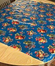 Vinyl Yellow Tablecloths | EBay