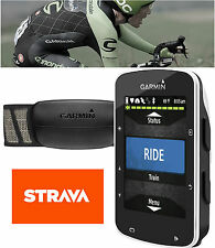 Garmin Edge 520 Performance Bundle Mount GPS Bike Cycling Computer Watch HRM