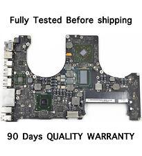 "Logic Board i7 2.0GHz 820-2915-B for Macbook Pro 15"" A1286 2011 MC721LL MC723LL"