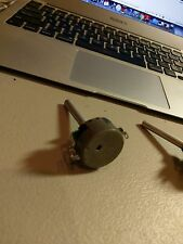 """Clarostat NOS Vintage 20 Ohm Potentiometer With Tap and 1-1/2"""" Round Shaft"""