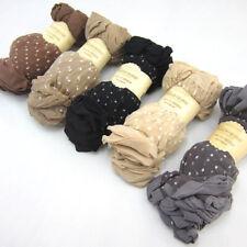 10pcs Ladies Women Hosiery Breathable Crystal Silk Socks Dots Short Ankle Socks