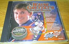 WAYNE GRETZKY'S Greatest Moments 15 of His Historical Memories CD
