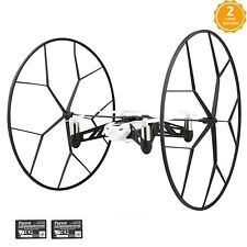 Parrot MiniDrone Rolling Spider Mini Air/Land Drone + Camera + 2 FREE Batts
