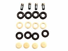 FUEL INJECTOR REPAIR KIT O-RINGS, PINTLE CAPS, SPACER FILTERS VOLVO 2.3L L4