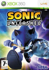 Sonic Unleashed ~ XBox 360 (in Good Condition)