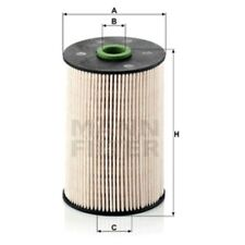 Mann PU936/1x Fuel Filter Element Metal Free 116mm Height 84mm Outer Diameter