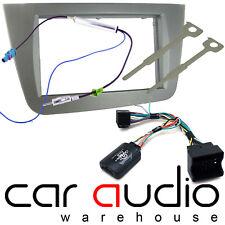 DFP-18-01 SEAT ALTEA - TOLEDO Car Stereo Radio Fascia & Steering Wheel Interface