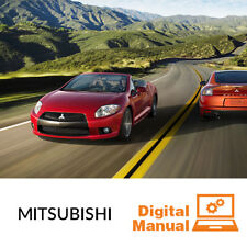 Mitsubishi - Service and Repair Manual 30 Day Online Access