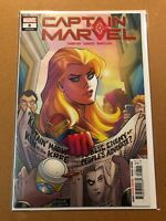Captain Marvel 8 (Secret Variant Cover) --(NM/MT condition)-- Marvel Comics 2019