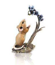 More details for richard cooper studio  mouse with bluebell + bee