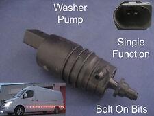 Front Windscreen Washer Pump Mercedes Sprinter Mk2 2006 2007 2008 2009 2010 etc