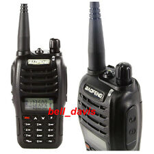 BAOFENG UV-B6 136-174/400-470Mhz FM handheld portable radio 5W + FREE earpiece