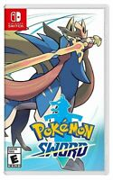 Pokémon Sword SWITCH