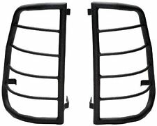 Body Armor 4X4 Tail Light Guard Set 05-13 Toyota Tacoma TC-7136 Black