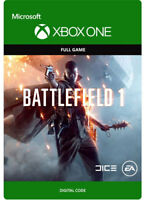 Battlefield 1 Xbox One [DE/EU] BF Eins Microsoft CD Key Digital Download Code