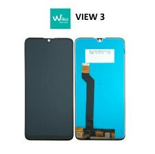 LCD WIKO VIEW 3 DISPLAY W-P311 TOUCH SCREEN DISPLAY VETRO SCHERMO MONITOR NERO