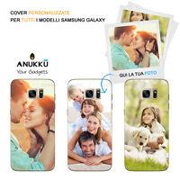 Custodia Cover Gel Anukku Personalizzata Foto Per Samsung Galaxy A3 A5 A7 2016