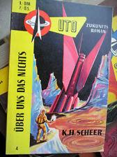 Deutsche Erstausgabe Antiquarische Bücher aus Science-Fiction für Belletristik