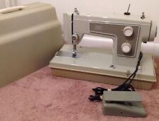 HEAVY DUTY KENMORE SEWING MACHINE model 148-1219, All Metal, upholstery, Leather