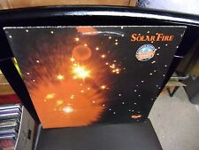 Manfred Mann Earth Band Solar Fire LP 1973 Polydor Records VG+