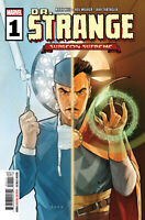 Dr Strange #1 Mark Waid Marvel Comics