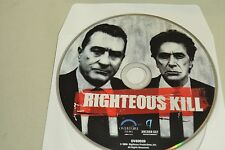 Righteous Kill (DVD, 2009)Disc Only Free Shipping