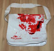Dead Island Red Edition Exklusive Blutbad Kuriertasche sehr selten