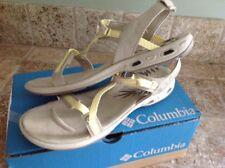 NEW! Womens Columbia Comfort Sport Avo Vent Strap Sandals Beige 11 M