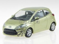 Ford KA 2009 Light Green Modelcar Diorama ALTAYA 1 43