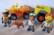 Dora DIEGO GO RESCUE 4X4 JEEP CAR TRUCK & TRAILER, FIGURES & ANIMAL