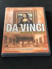 Da Vinci: Tracking the Code (Dvd, 2006)