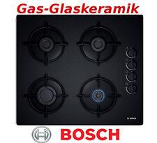 Gaskochfeld Bosch Glaskeramik Kochfeld Gas Schwarz Autark Gasfeld 60cm NEU&OVP
