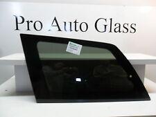 Left Driver Side Solar Quarter Window Glass for 04-10 Toyota Sienna, FQ22045YPN