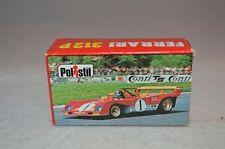 Polistil Art. RJ. 33 Ferrari 312P empty original box