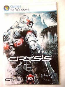 57140 Instruction Booklet - Crysis - PC (2007)