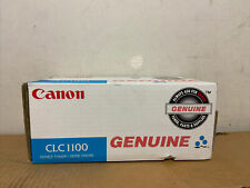 Genuine Canon CLC 1100-1180 series Cyan Toner 1429A033A[AA]