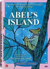 """Abel's Island (1-Hour FS Animated DVD) Also: The Story of """"The Dancing Frog"""""""