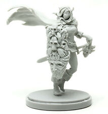 30mm Resin Kingdom Death  Female Visionary Unpainted ONLY Figure WH296